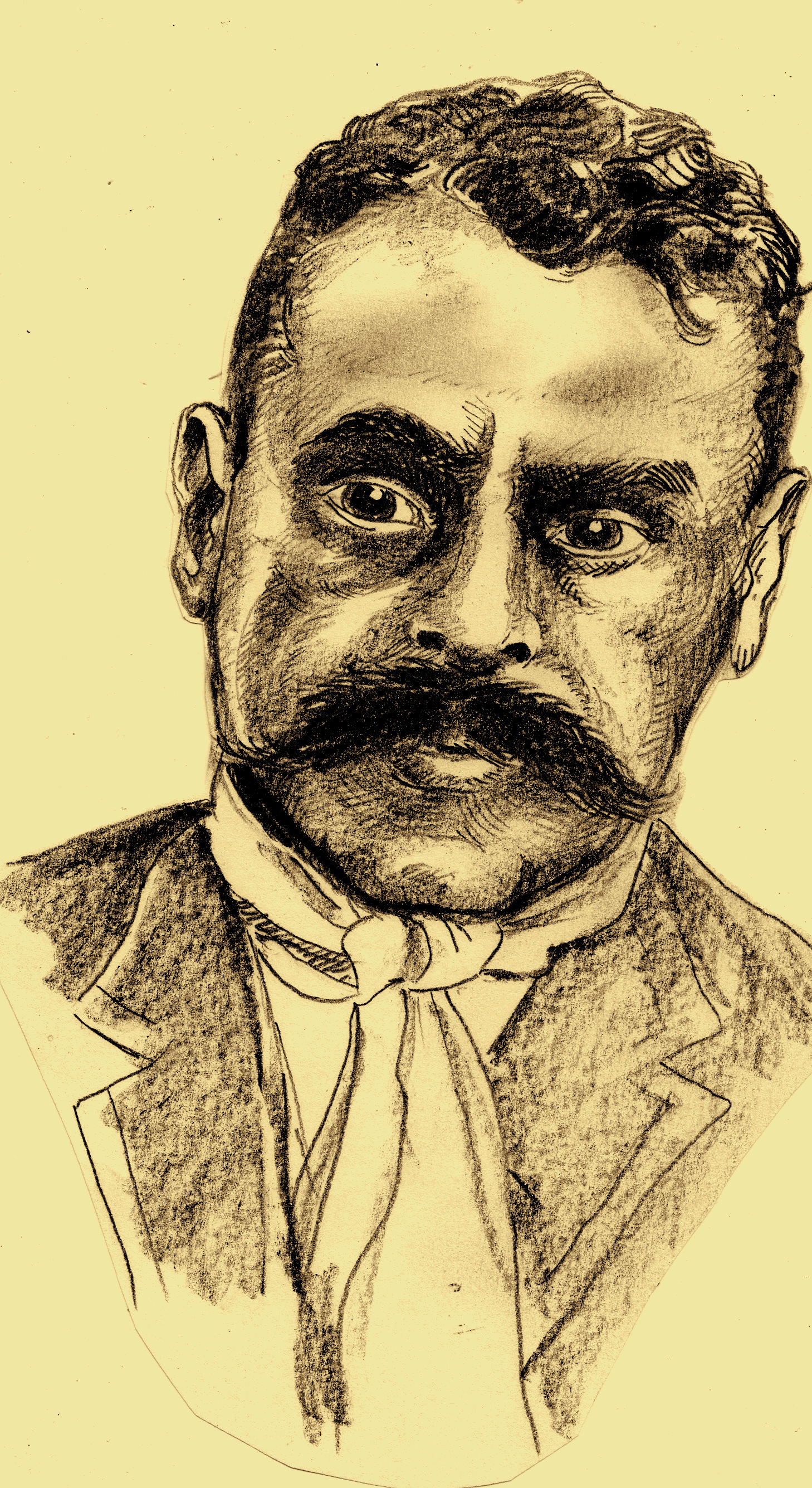 The gallery for emiliano zapata and pancho villa tattoos for Emiliano zapata tattoo