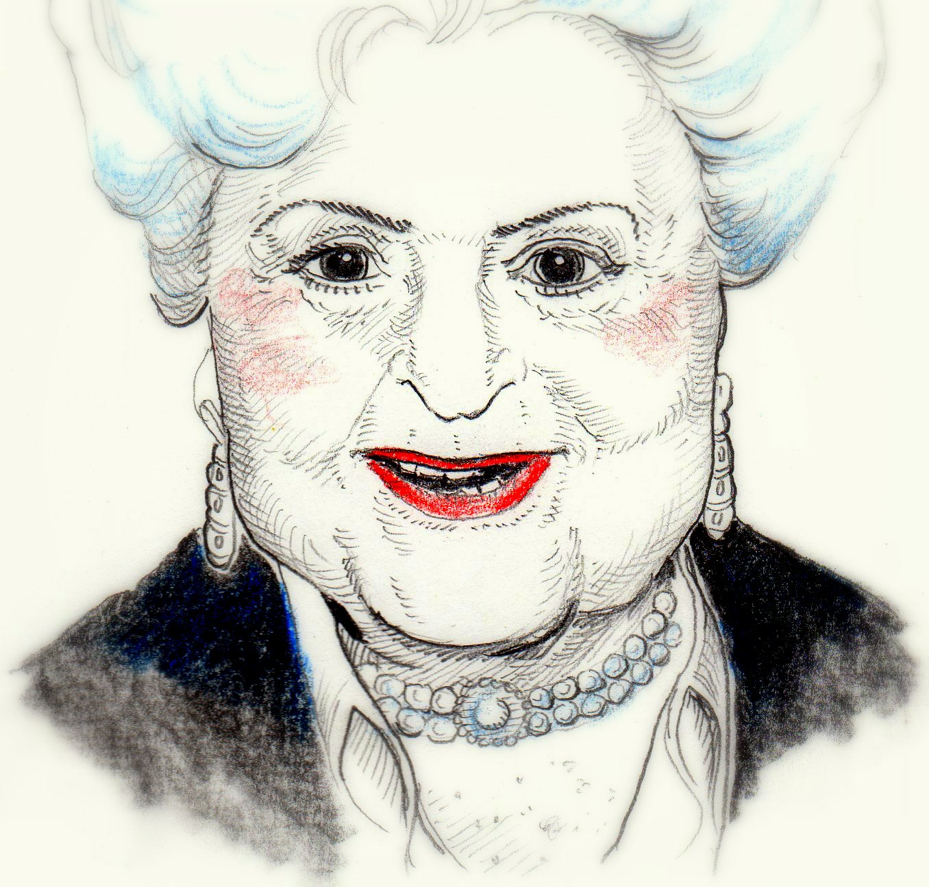 ruth handler and nearly me