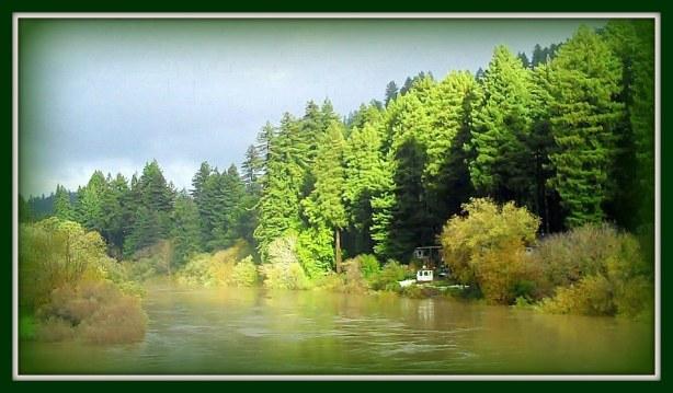 The Rushin' River