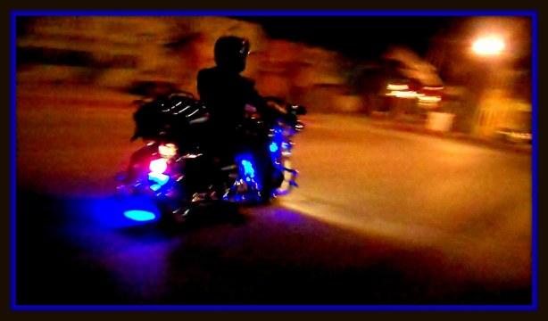 Bluish Knight Rider