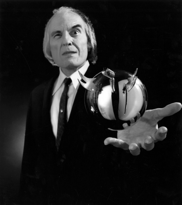 The Tall Man (Angus Scrimm), the villain of the series.
